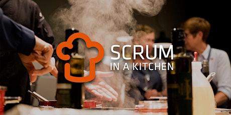 Scrum in a Kitchen - Agilität kulinarisch erleben tickets