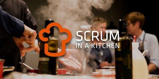 Scrum in a Kitchen - Agilität kulinarisch erleben
