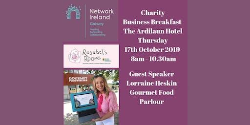Charity Business Breakfast