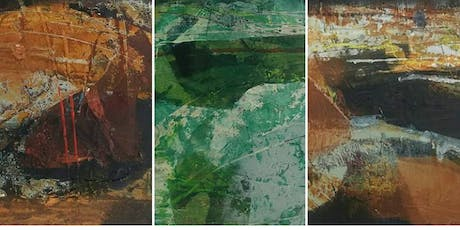 Introduction to Oil and Cold Wax painting tickets