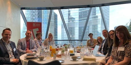 Top Table Networking for Fundraising Directors November 2019 tickets