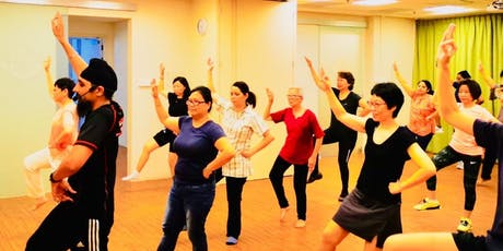Bhangra Dance & Workout (4 sessions) - Oct 4 -25 (Fri) @ Novena tickets