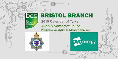 Technology in Policing - Bristol Branch tickets
