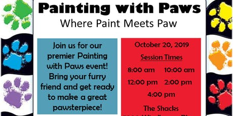 Painting with Paws tickets