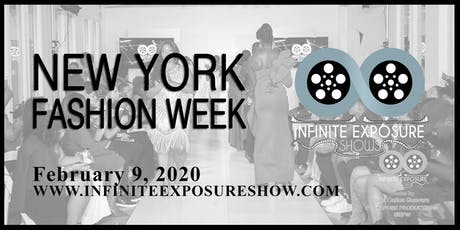 New York Fashion Week Infinite Exposure Shows tickets