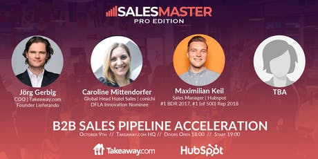 SalesMaster - B2B Sales Pipeline Acceleration - [B2B Sales Pros] Tickets