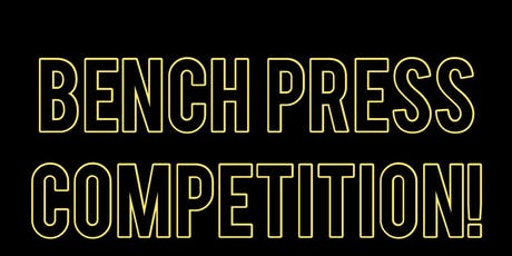 National Fitness Day Bench Press Competition at Buzz Gym Oxford tickets