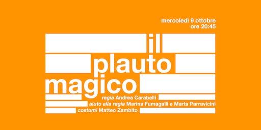 Il plauto magico/ Lab. teatrale don Gnocchi