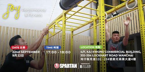 Spartan Race x Joy Performance & Fitness