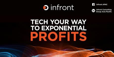 Tech Your Way To Exponential Profits | Supercharge & Automate Your Business tickets
