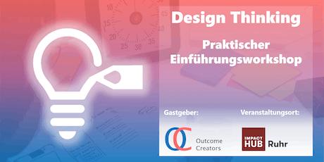 Design Thinking - Praktischer Einführungsworkshop Tickets