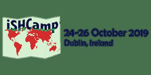 International Spatial Humanities Sprint Camp (iSHCamp) 2019