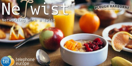 Netwist Business Networking (Birmingham) with Breakfast & Unlimited Coffee tickets