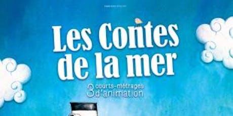 Ciné-Mômes Les contes de la mer billets
