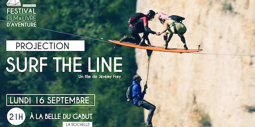 """Projection - """"SURF THE LINE"""""""