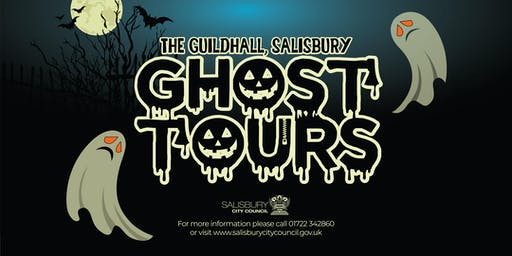 Guildhall Ghost Tour - Tuesday 29 October 5.00pm
