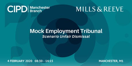 Mock Employment Tribunal | Unfair Dismissal tickets