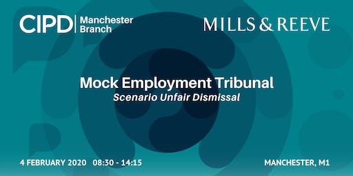 Mock Employment Tribunal | Unfair Dismissal