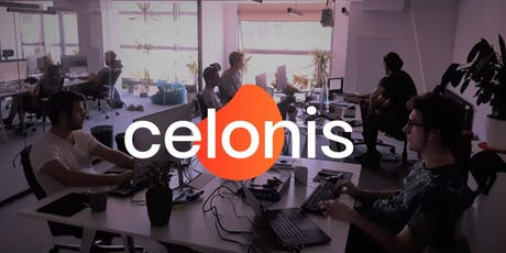 Silicon Drinkabout X Celonis tickets