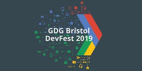 DevFest Bristol 2019 tickets