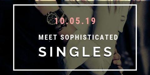 UNapologetically Single: Sophisticated Singles Event