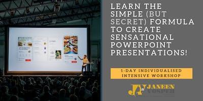 Learn the Secret Formula To Create Sensational PowerPoint Presentations