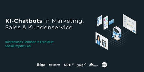 KI-Chatbots in Marketing, Sales & Kundenservice| SEMINAR | Frankfurt  Tickets