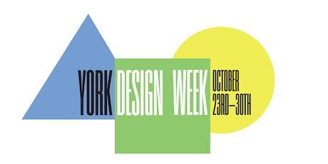York Design Week tickets
