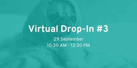 WWDACT Virtual Drop-In #3 tickets