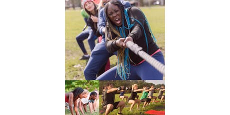 POP-UP OUTDOOR FITNESS BOOTCAMP tickets