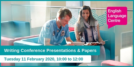 Writing Conference Presentations & Papers tickets