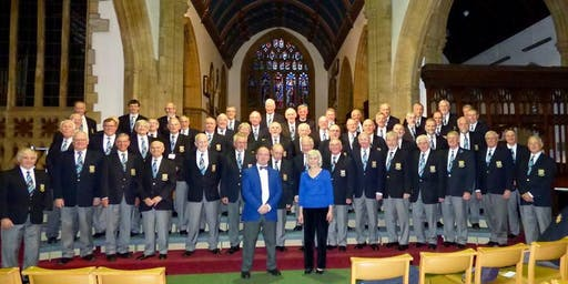'Autumn Leaves' Concert with Taunton Deane Male Voice Choir &  Four Lanes