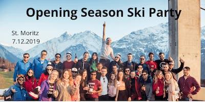 Opening Season Ski Party