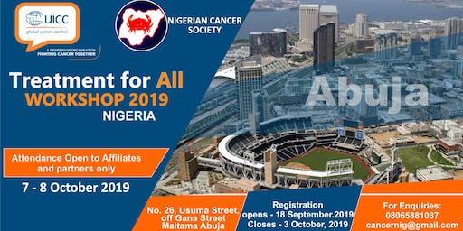 Treatment For All Workshop - Nigeria