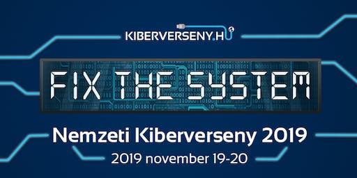 Nemzeti Kiberverseny 2019