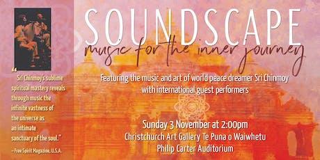 Soundscape - Audiovisual concert tickets