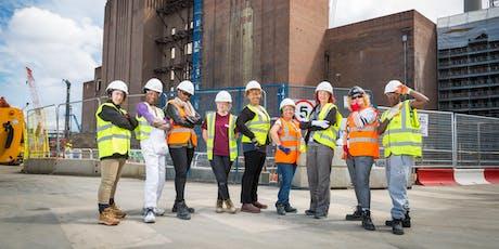 Women into Construction Information Event - Cambridge tickets