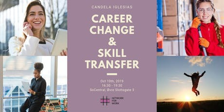 Changing Careers: Figuring Out What's Next For You and How To Get There tickets