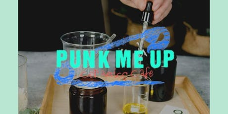 Punk Me Up Beginers Natural Candle & Perfume Workshop 2 tickets