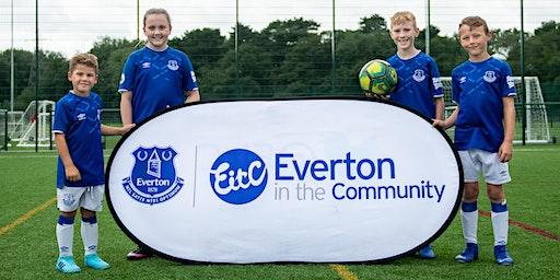 *SOLD OUT* Everton Soccer Schools - Prescot