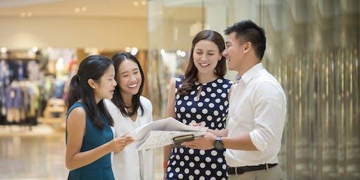 太古集团2020年企业领袖培训生校园宣讲会 (上海外国语大学 Shanghai International Studies University)