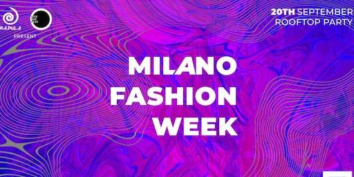 RDL & KTB x Milano Fashion Week | September 20