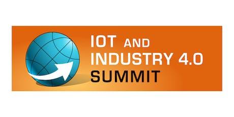 IOT Summit tickets