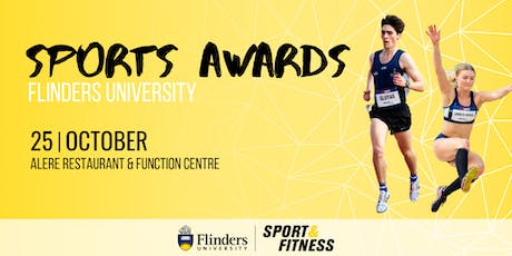 2019 Flinders University Sports Awards tickets