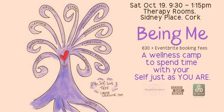 Being Me - A Self-acceptance Wellness  Camp  tickets