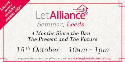 Let Alliance Seminar: Leeds
