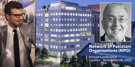 Network of Pakistani Organisations (NPO) Annual Conference tickets