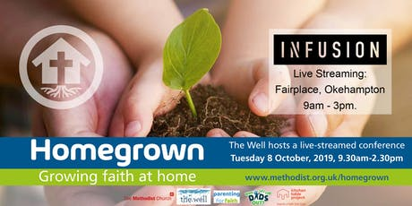 Homegrown: Infusion Live Streaming Event tickets