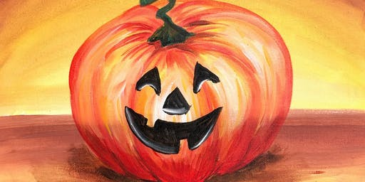 Jolly Jack O'Lantern - Family Brush Party - High Wycombe