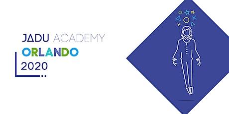 Jadu Academy - USA April 2020 tickets